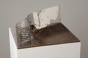 Barrier Fence. Jerwood Sculpture Prize. Graham Guy-Robinson 2007 graham guy-robinson sculpture