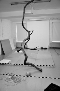 New Parts Of A Changing Whole. Plymouth Arts Centre residency. Graham Guy-Robinson